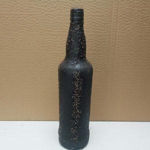 DIY bottle centerpiece – 005