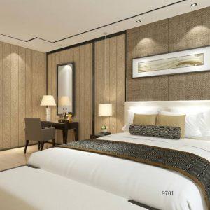 Bedroom wooden feel – 9701 Wallpaper