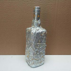DIY bottle centerpiece – 007