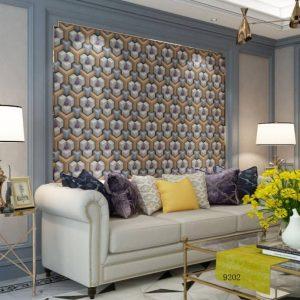 Elegant living 3D 9202 wallpaper