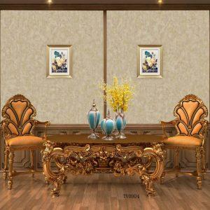 Marble finish elegant TV0904 wallpaper