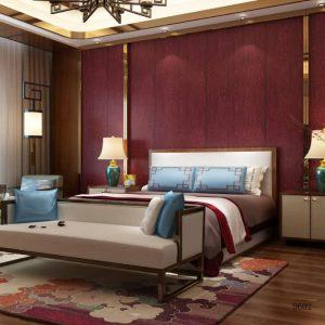Peculiar burgundy elegant 9602 wallpaper