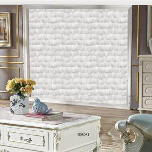 Petal white print- HD8081 wallpaper