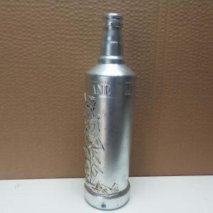 DIY bottle centerpiece – 004