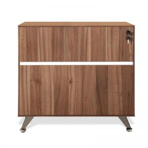 Drawer Lateral Wooden Filing Cabinet