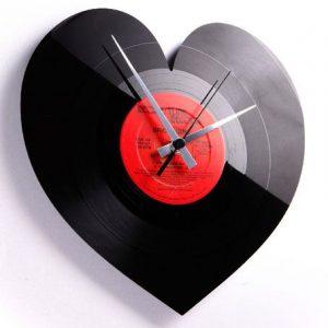 Lp love design clock