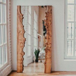 Mirror stand alone