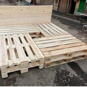 Pallet Bed – 5 by 6