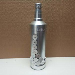 DIY bottle centerpiece – 019
