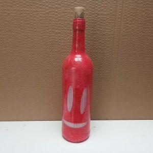 DIY bottle centerpiece – 015