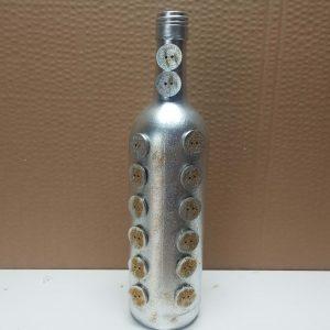 DIY bottle centerpiece – 018