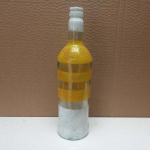 DIY bottle centerpiece – 014