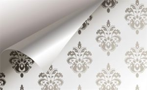 How to paste a wallpaper. A DIY step by step guide.